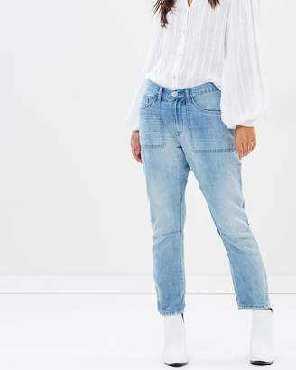 One Teaspoon Saints Boyfriend Jeans