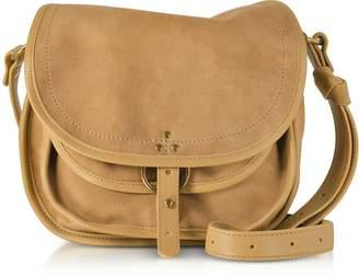 Jerome Dreyfuss Felix Suede Shoulder Bag