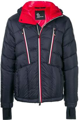 Moncler Arnensee quilted jacket