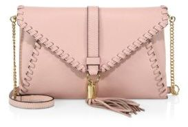 Astor Whipstitch Leather Crossbody $325 thestylecure.com