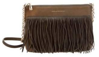 Diane von Furstenberg Fringe Crossbody Bag