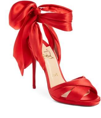 Christian Louboutin Tres Frais Ankle Wrap Sandal