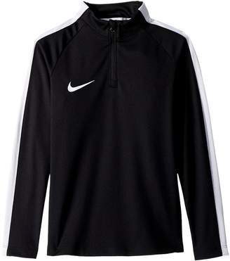 Nike Dry Academy Soccer Drill Top Girl's Clothing