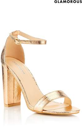 Next Womens Glamorous Block Heel Sandals