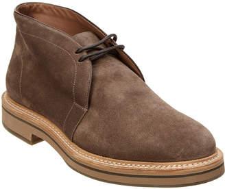 Brunello Cucinelli Suede Boots`