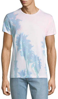 Sol Angeles Men's Summer Sunset Graphic T-Shirt