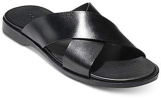 Cole Haan Men's Goldwyn Criss Cross Sandals Men's Shoes