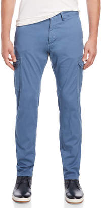 Gaudi' Gaudi Jeans Blue Edgar Slim Fit Pants