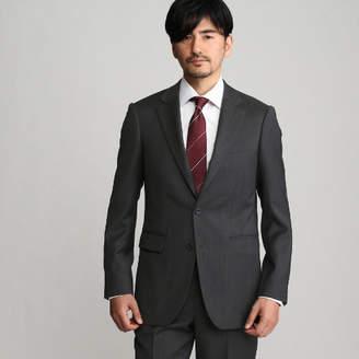 Takeo Kikuchi (タケオ キクチ) - TAKEO KIKUCHI 【撥水】ダブルツイストストライプシングルジャケット