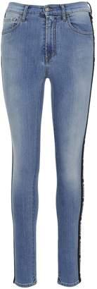 Marcelo Burlon County of Milan Vintage Wash Skinny Jeans