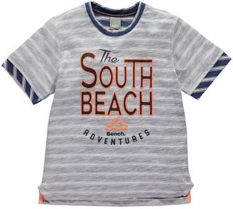 Bench Boys Striped T-Shirt