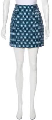 O'2nd Printed Mini Skirt