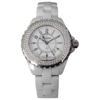 Chanel J12 Quartz ceramic watch