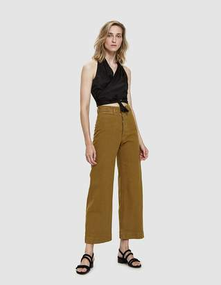 Jesse Kamm Sailor Pant in Tobacco