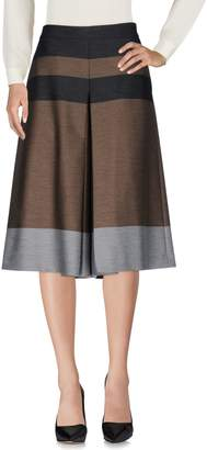 Cappellini by PESERICO 3/4 length skirts - Item 35334290