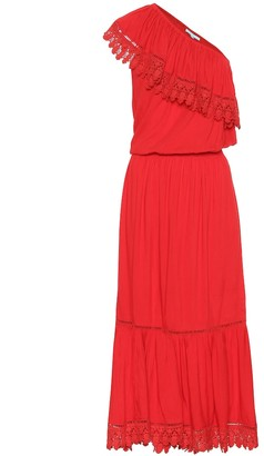 Melissa Odabash Jo one-shoulder midi dress