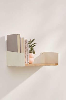 Lara Bookend Wall Shelf
