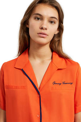 Opening Ceremony Bowling Shirt