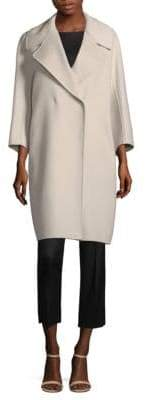 Max Mara Leo Notch Lapel Coat
