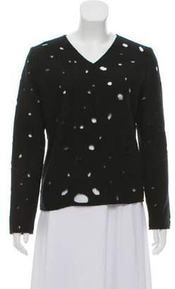 J.W.Anderson Wool Cutout Sweater