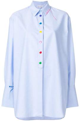 Mira Mikati multicolour button shirt