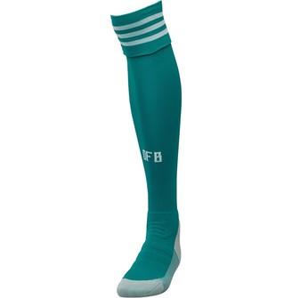adidas Germany 2018 Away Socks One Pair Equipment Green/White