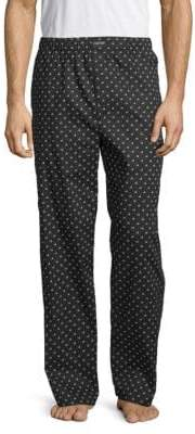 Calvin Klein Logo Cotton Sleep Pants