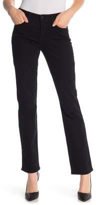 NYDJ Marilyn Straight-Bling Pocket Jeans