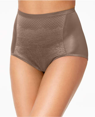 Vanity Fair Smoothing Comfort Brief Body Caress Lace Brief 13262