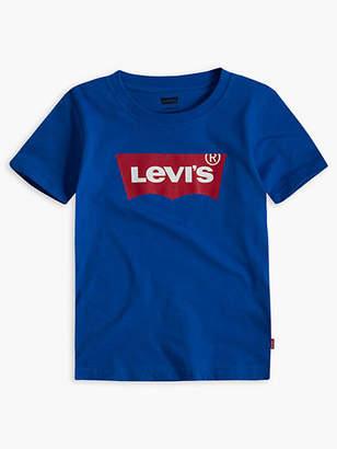 Levi's Little Boys 4-7x Logo Tee Shirt T-Shirt 6