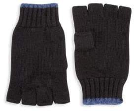 Saks Fifth Avenue COLLECTION Fingerless Cashmere Gloves