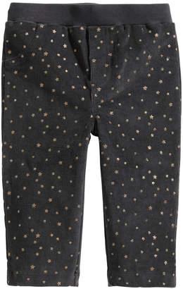 First Impressions Baby Girls Star-Print Corduroy Pants