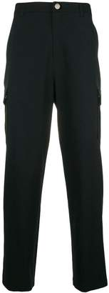 Helmut Lang flap pocket trousers