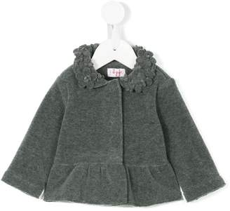 Il Gufo floral collar jacket