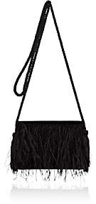 Barneys New York Women's Strap Wallet - Black
