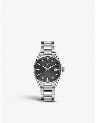Tag Heuer War211c.ba0782 Carrera stainless steel watch