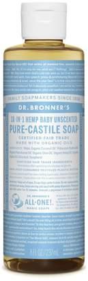 Dr Bronner Dr. Bronner's Organic Baby Mild Castile Liquid Soap 237ml - No Colour