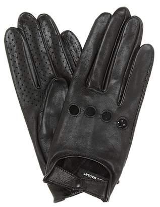 Isabel Marant Roady leather gloves