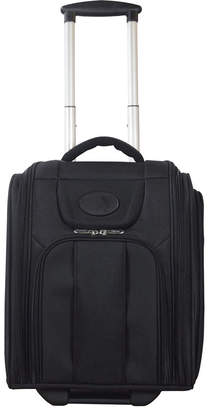 "ABS by Allen Schwartz 22"" Carry-On Hardcase Spinner Luggage - 100% Pc"