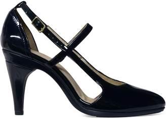 Pashion Shoes Patent Leather Convertible Pumps