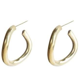 Soko Contour Hoop Earrings