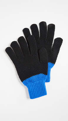 Paul Smith Cable Highlight Gloves