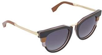 b961b4fa68b Fendi Women s FF 0063 S HD Cateye Sunglasses