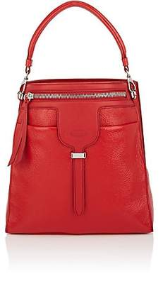Tod's Women's Thea Leather Bucket Bag - Red