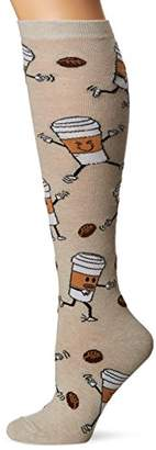 Equipment K. Bell Socks Women's Single Pack Fun Novelty Knee High Socks
