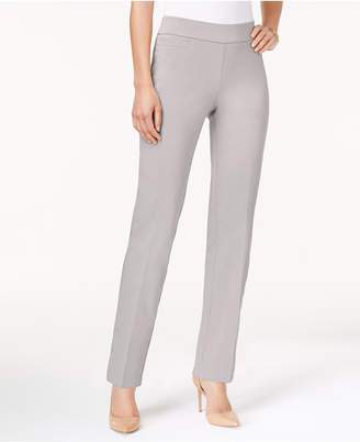 JM Collection Petite Pull-On Pants