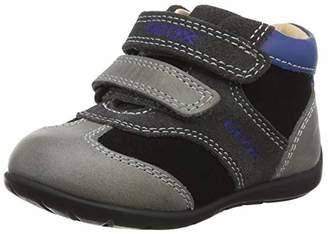 Geox Kaytan Boy 36 Leather Bootie Sneaker