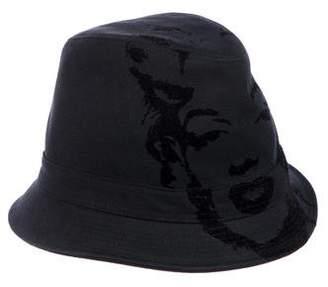 Philip Treacy Marilyn Munroe Bucket Hat