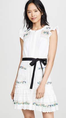 Saloni Bea Dress