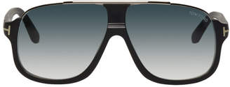 Tom Ford Black Eliott Sunglasses